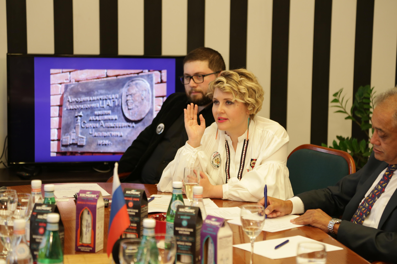 10.04.2019 Круглый стол «С. А. Чаплыгин