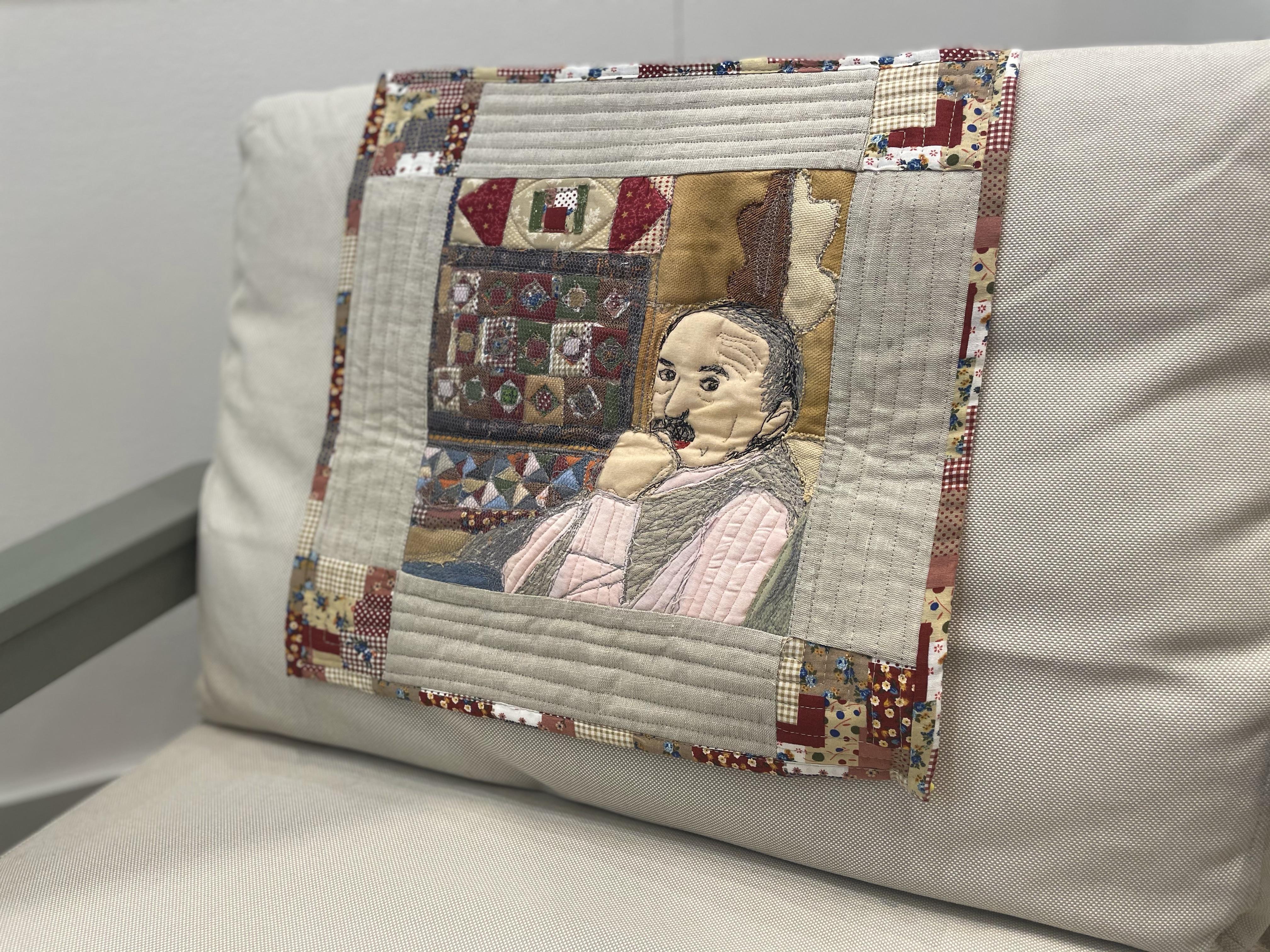 26.07.2021 Выставке «Шедевры лоскутного шитья» в «Манеже».